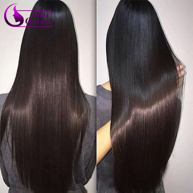 Queen Hair Products 4 bundles Straight Virgin Hair 7A Unprocessed Virgin Hair HJ Weave Beauty Peruvian Virgin Hair Straight<br><br>Aliexpress