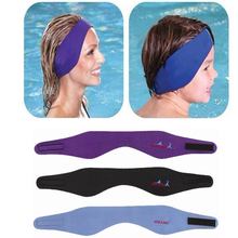 Dive&sail adult kids Ear Band cover for swimming bathing ear plugs toddler head band protection(China)