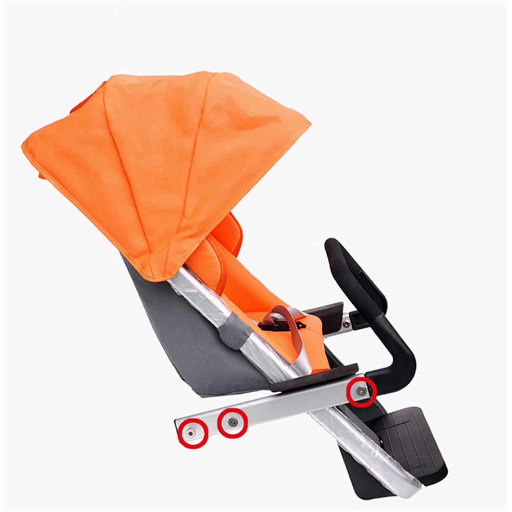 12 Inch Aluminum Alloy Removable Load 160kg Mini 36V 12Ah Electric Family Bicycle Pram Mother and Child Car Stroller09
