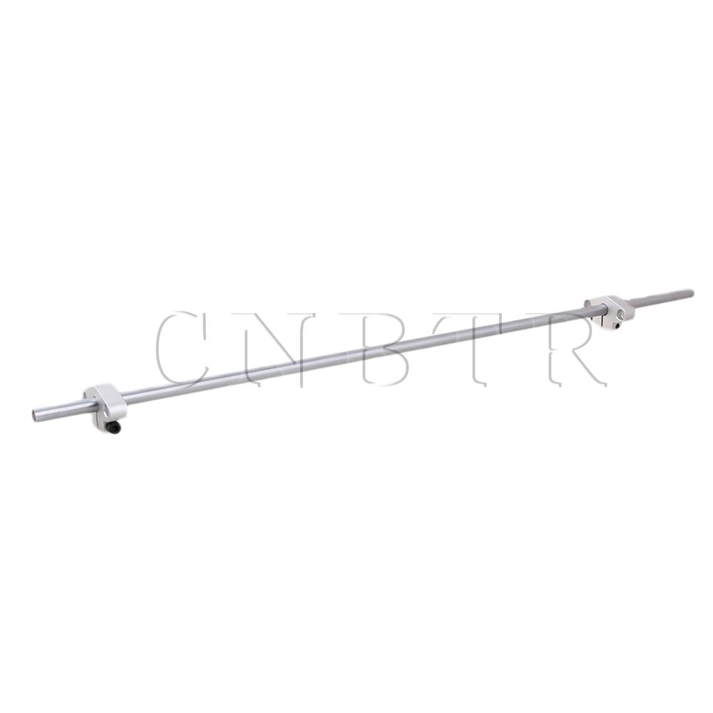 CNBTR 3x High Speed Motor Perpendicular 500mm 8mm Linear Rail Shaft Support Set<br><br>Aliexpress