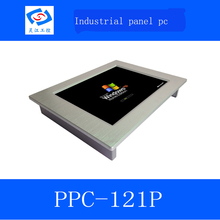 "Lingjiang Industrial Panel Computer 12.1"" Screen XP / win7 / Linux system Rugged Tablet PC(China)"