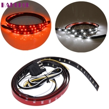 New 49 Inches LED Function Rear Tailgate Brake Light Bar Strip Truck For Jeep SEP 23(China)