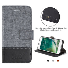 MUXMA Canvas Leather Case For Sony Xperia XZ Premium XZ1 Compact L1 XZ1 Magnetic Flip Wallet Cover Card Slots Mobile Phone Cases(China)