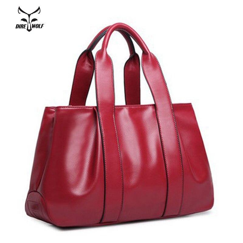 Fashion Vintage Simple Bags Solid Messenger Bags Black Tote Bag Women Pu Leather Handbags High Quality Brand Female Bag Handbag<br>