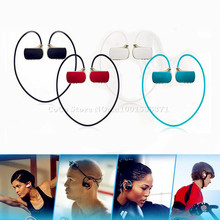 New w273 8GB sports earphone Mp3 player W Series Cute Sport Design headset mp3 music player 8gb drop shipping