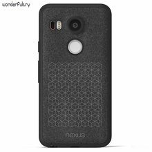 Wonderfultry High Quality Official For LG Nexus 5X 6P Leather TPU Back Phone Case Cover For LG Google Nexus5X / Huawei Nexus 6P