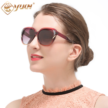 Luxury Brand Woman Sunglasses Polarized lens Metal hinges Women Brand designer Sun Glasses Women's Outdoor Eyeglasses  2511