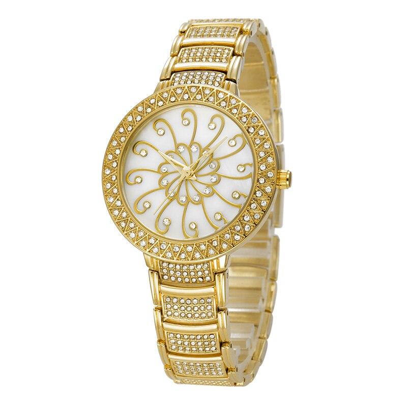 BELBI Luxury Brand Relogio Feminino Fashion Watch Women  Foding Closp With Safety Ladies Watches Stainless Steel Quartz Watches<br><br>Aliexpress