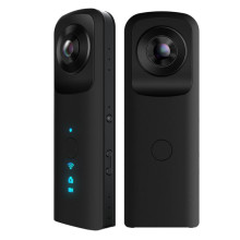Volemer 360 Panoramic Camera G601 Dual Lens 720P 30fps Action Camera Multicolor support VR Wifi Free shipping speaker fish lens(China)