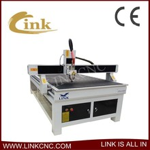 Economic price 1224 cnc router with T-slot table (vacuum table for option)