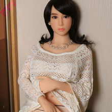 158cm full body silicone sex doll made in China rubber doll for sex adult sex store online sex dolls for sale