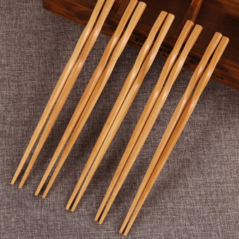 Natural Bamboo Healthy Chopsticks