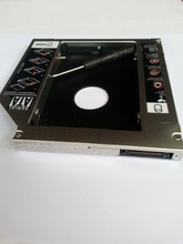 Promotion Universal 9.5mm  2nd HDD caddy , IDE to SATA