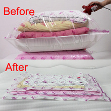 Space Saver Saving Storage Seal Vacuum Bags Compressed Organizer Storage Bag