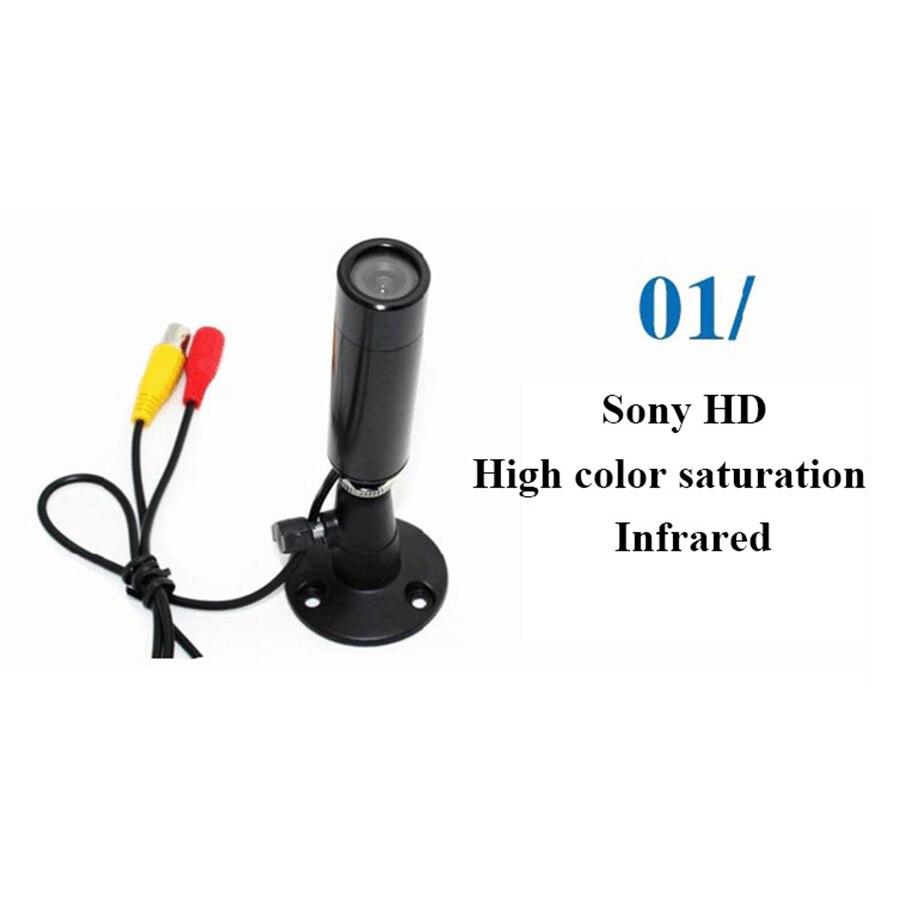 AHD Miniature Camera Brush Pot Bullet Camera P200 1080 HD Mini Security Monitoring Probe<br><br>Aliexpress