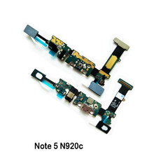 Original Charger USB Dock Charging Port For Samsung Galaxy Note 5 N920F N920c N920P N920T N920A Flex Cable(China)