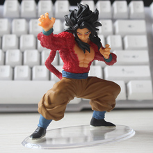 DRAGON BALL GT Goku Figurine Dragonball Styling Super Saiyan 4 Son Goku Figure Model Toys CEECILIO SON11