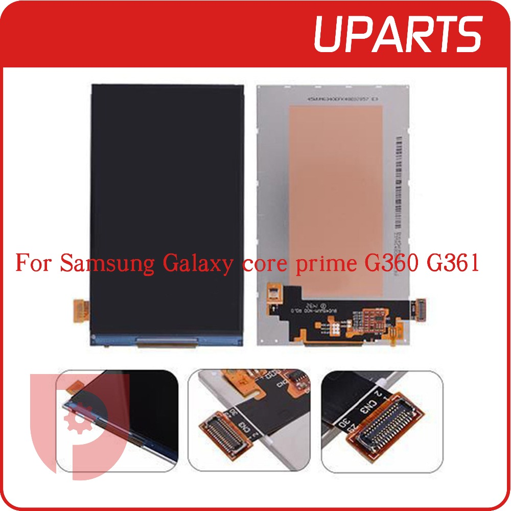 Original LCD For Samsung Galaxy Core Prime G360 G361 LCD Display Screen Free Shipping+Tracking No<br><br>Aliexpress