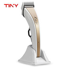 TINY New Professional Men Electric Shaver Razor Beard Hair Clipper Trimmer Grooming AC 220-240V Hair Trimmer(China)