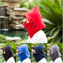 Multifunction hat women men winter cycling face mask hat cap hats skullies & beanies and scarf neck warmer for women men 2015