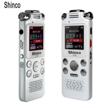 Shinco v59 x9 Mini Hidden Digital Audio Sound Voice Recorder Pen Professional Dictaphone MP3 Player 8G Espia Gravador Hot Sale(China)