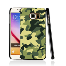 14574 Camouflage Military camo cell phone case cover for Samsung Galaxy edge PLUS S7 S6 S5 S4 S3 MINI
