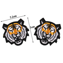 Special offer rushed embroidery animal patch can iron and sew on clothes for decor and make your clothes personality