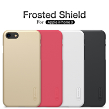 Buy Wholesale 10pcs iPhone 8 Case Cover NILLKIN Hight Super Frosted Shield Case Apple iPhone 8 + Screen Protector for $57.52 in AliExpress store