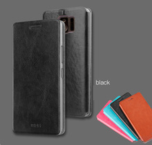 Mofi For Asus Zenfone AR ZS571KL Phone Cases Flip Leather Stand Case PU Leather Cover For Asus Zenfone AR ZS571KL(China)