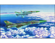 trumpeter 1/72  01623   Su-15 TM Flagon-F  Assembly Model kits building scale model plane  3D puzzle plane