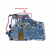 LA-3481P K000057510 for toshiba satellite A200 A205 laptop motherboard 965PM DDR2 with graphics slot