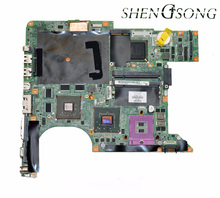 Free Shipping 461069-001 for hp dv9000 447983-001 PM965 motherboard in good condition(China)