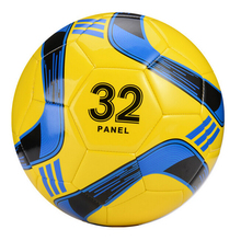 Professional Size 4 Teenager Training Soccer PU Child Practice Football Mechanically Stitched Ball Outdoor Game Christmas Gift