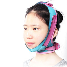 Face Lift Belt Sleeping Face-Lift Mask Massage Powerful face-lift tools shaping enhance firming strengthen pull-type bandage(China)
