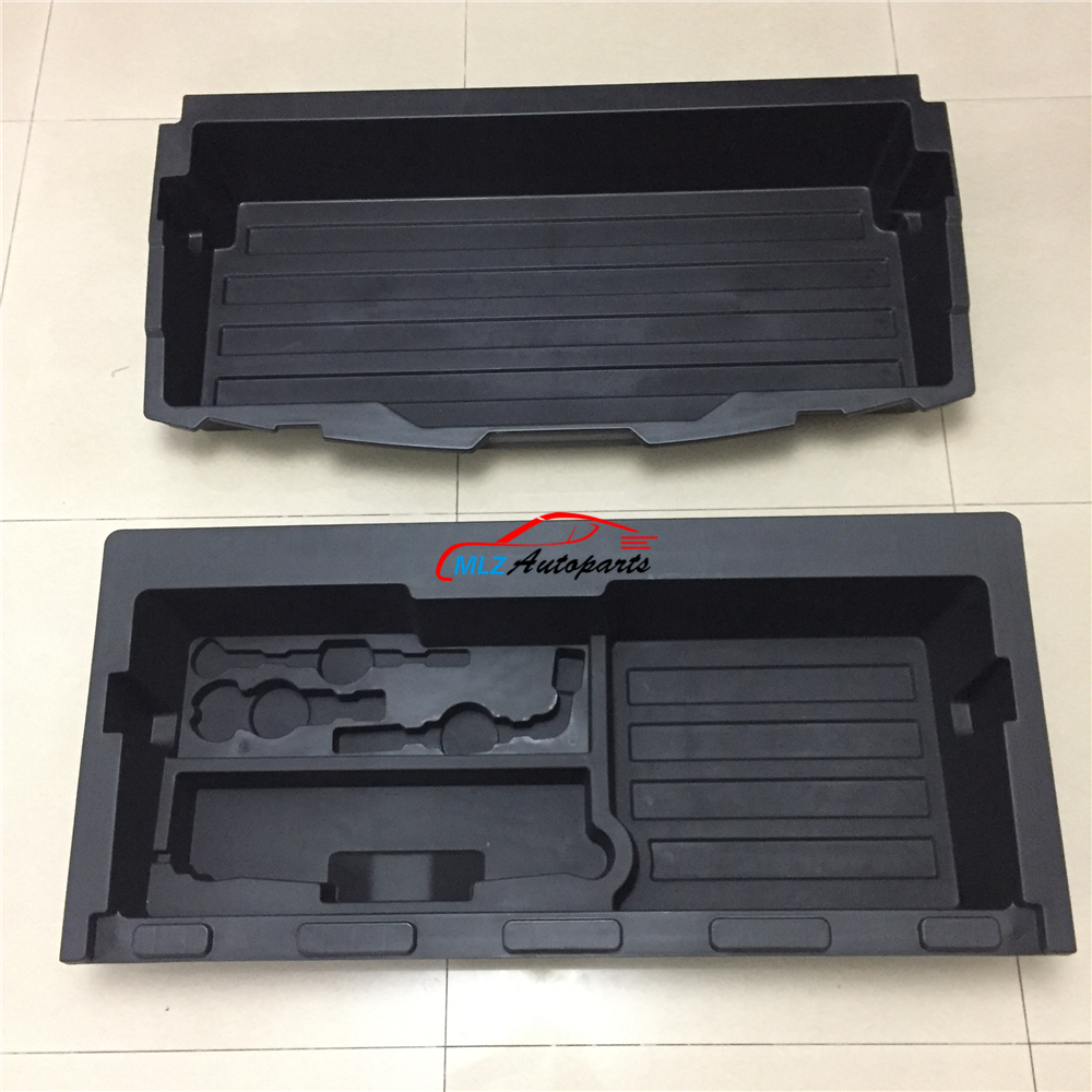 Car Rear Trunk Cargo Storage Organizer Container Resting Board Box For Nissan X-Trail Rogue 2014 2015 2016<br><br>Aliexpress
