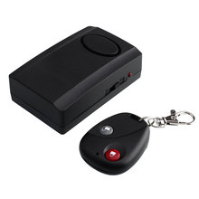 OEM 120db 9V Motorcycles Anti Theft Security Alarm Lock System W/Remote