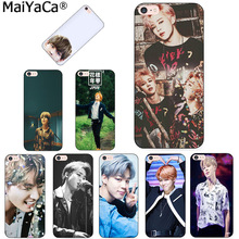 Buy MaiYaCa jimin 2017 Colored Drawing phone Case Apple iPhone 8 7 6 6S Plus X 5 5S SE 5C case Cover coque for $1.45 in AliExpress store
