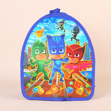 1pc 29*23*13cm Cute PJ Masks SchoolBag Daypack Mini PP Gift Bag Cartoon Theme Kid Boy Birthday Party supplier Party Favors