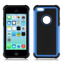For Apple iphone 5C Case Cover 2in1 Shockproof Heavy Duty Impact Rugged Hard Mobile Phone Back Cases Covers