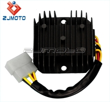 Motorcycle Regulator Rectifier For Suzuki AN400 GSXR600K1 XF650 Freewind DR650SE SV650K2 (2000 only)