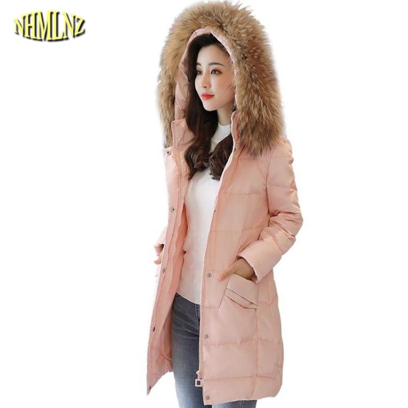 2017 New Winter Women Jacket Fashion Warm Solid color Simple Female Cotton coat Casual High quality Elegant Warm Outerwear WK310Îäåæäà è àêñåññóàðû<br><br>