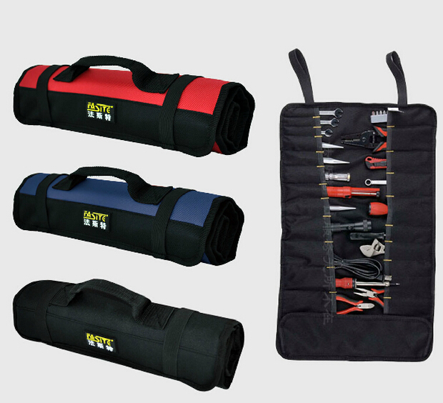 Oxford Roll Rolling Repairing Tool Bag Multifunctional With Carrying Handle Three Colour Multifunction Tools Bag<br><br>Aliexpress