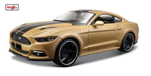 Maisto 1:24 2015 Ford Mustang GT Modern Muscle Diecast Model Car Toy New In Box Free Shipping