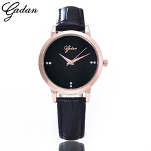 Buy Quartz Watch Women Watches Brand Luxury New 2017 Female Clock Wrist Watch Lady Quartz watch Montre Femme Relogio Feminino for $6.99 in AliExpress store