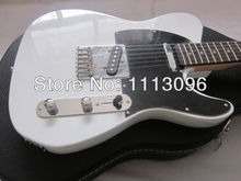 Free shipping wholsale NEW guitarra TL guitarra/white color oem electric guitar/guitar in china