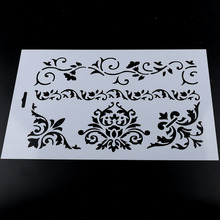 DIY Craft Cake Flower Layering Stencils Scrapbooking Stamping Stamps Album Decorative Embossing Paper Cards Cake Tools