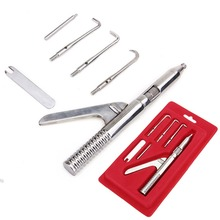 1 Set Automatic Singlehanded Crown Remover Stainless Steel Dental Surgical Instruments Tools(China)