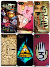 Gravity Falls pig cover case for iphone 4s 5 5s SE 5c 6 6s 7 Plus iPod 5 6 Samsung s3 s4 s5 mini s6 s7 s8 edge plus Note 3 4 5