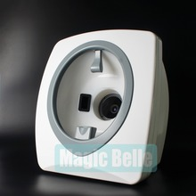 Good Product!!!!Newest generation Brand new model led magnifying lamp facial skin analyzer with CE(China)