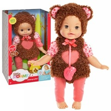 38cm little bear baby Little Mommy baby doll Fragrant Boneca doll toy figure toy